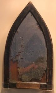 dressing mirror which belonged to robert burns